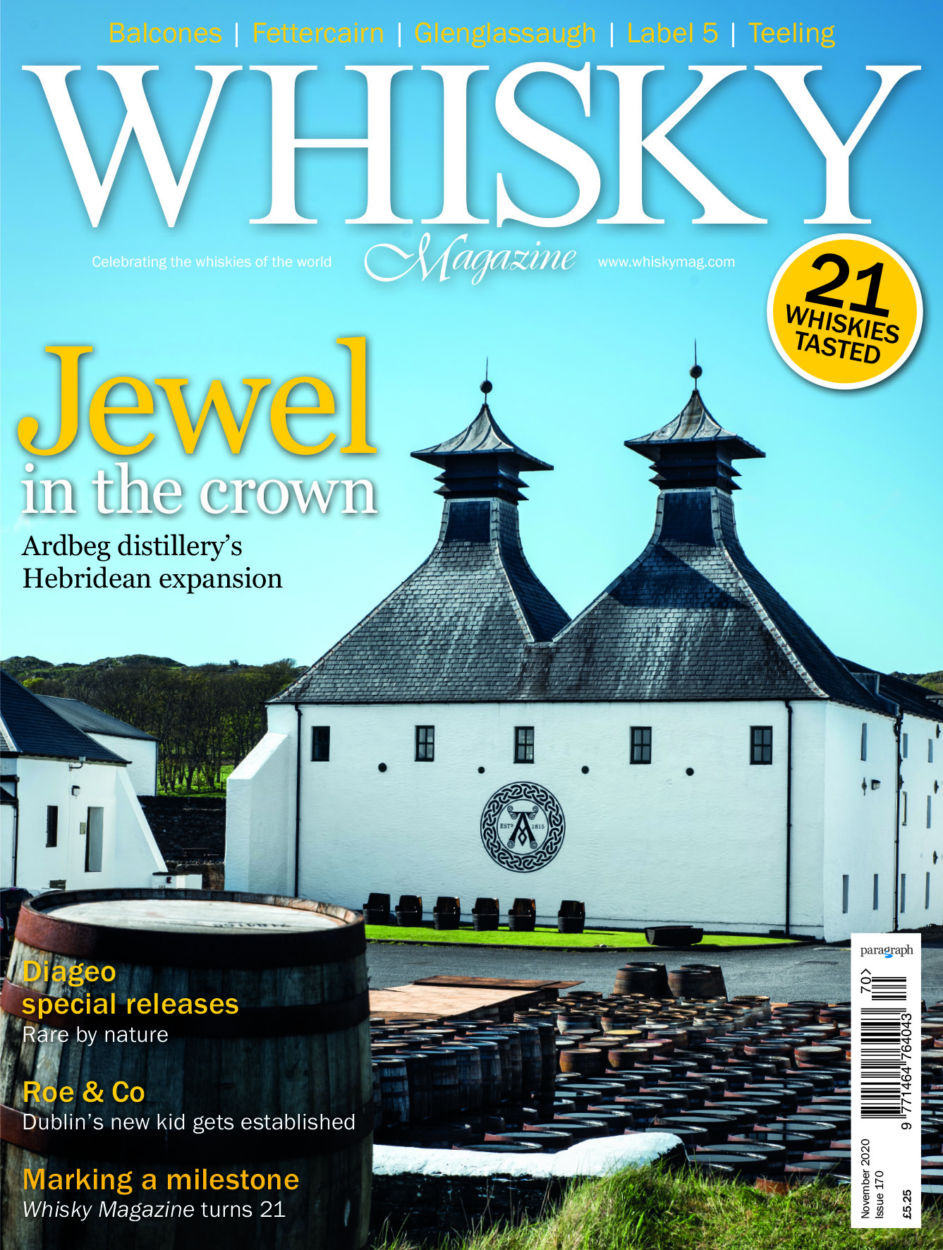 Back Issue - Number 170